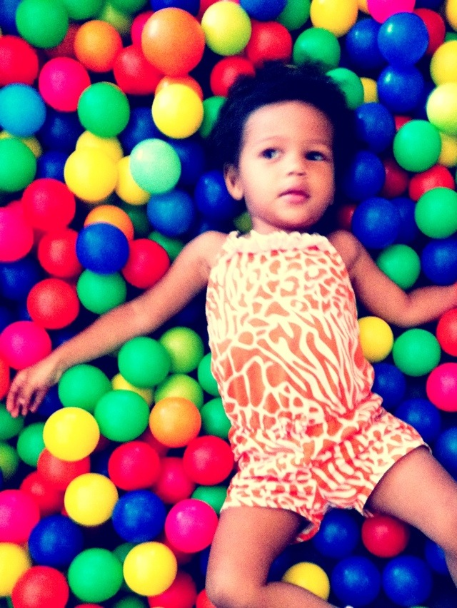 CH's Picture of the Day: More Ball Pit! [Day 213]