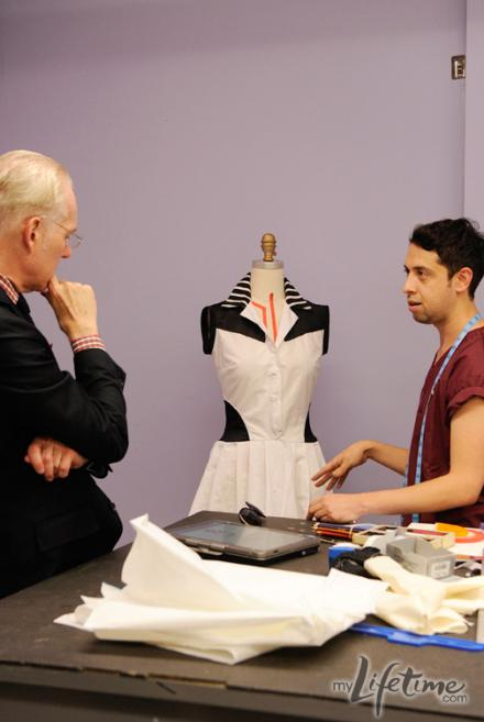 Zack Bunker on Project Runway – Season 9: The Crazy Has Begun [Tall Glass of Shame]