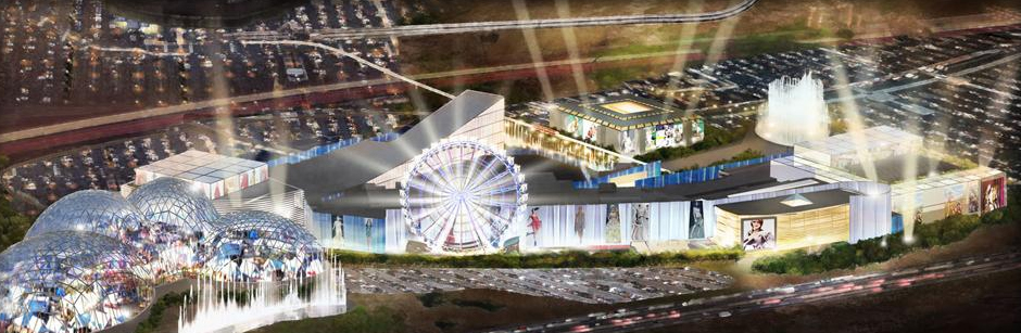 How Giant Ferris Wheels Will Change The World [Kicking Back with Jersey Joe