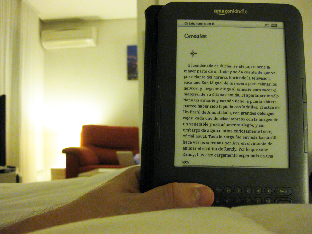 My Kindle vs. My Conscience: Part 3 – My Kindle Karma [Bewitched, Bothered and Bewildered]