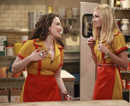 2 BROKE GIRLS Review: Fall TV 2011 [Worth Watching?]