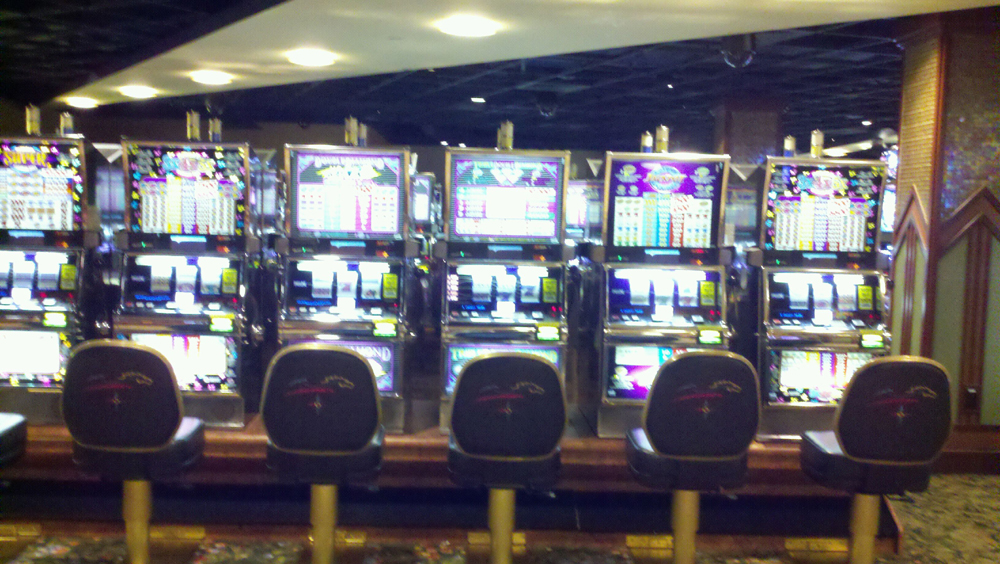 slots at mohegan sun