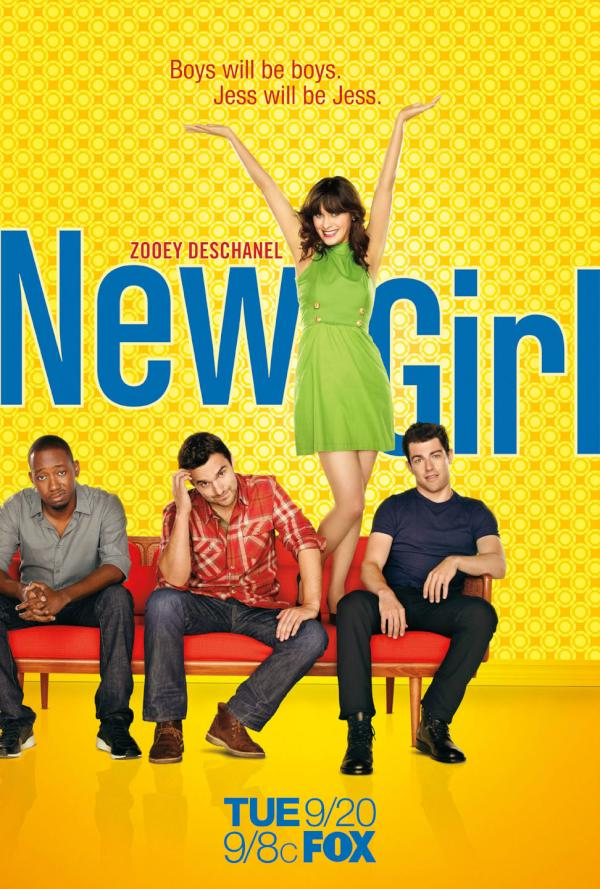 NEW GIRL and UNFORGETTABLE Review: Fall TV 2011 [Worth Watching?]