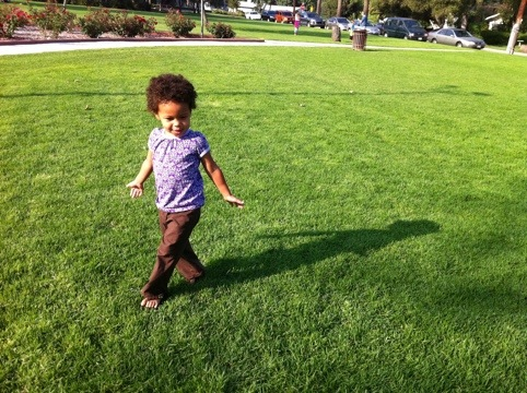 CH's Picture of the Day: At the Park [Day 275]