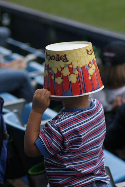 Has the Popcorn Bucket Kicked the Bucket? [Bewitched, Bothered & Bewildered]