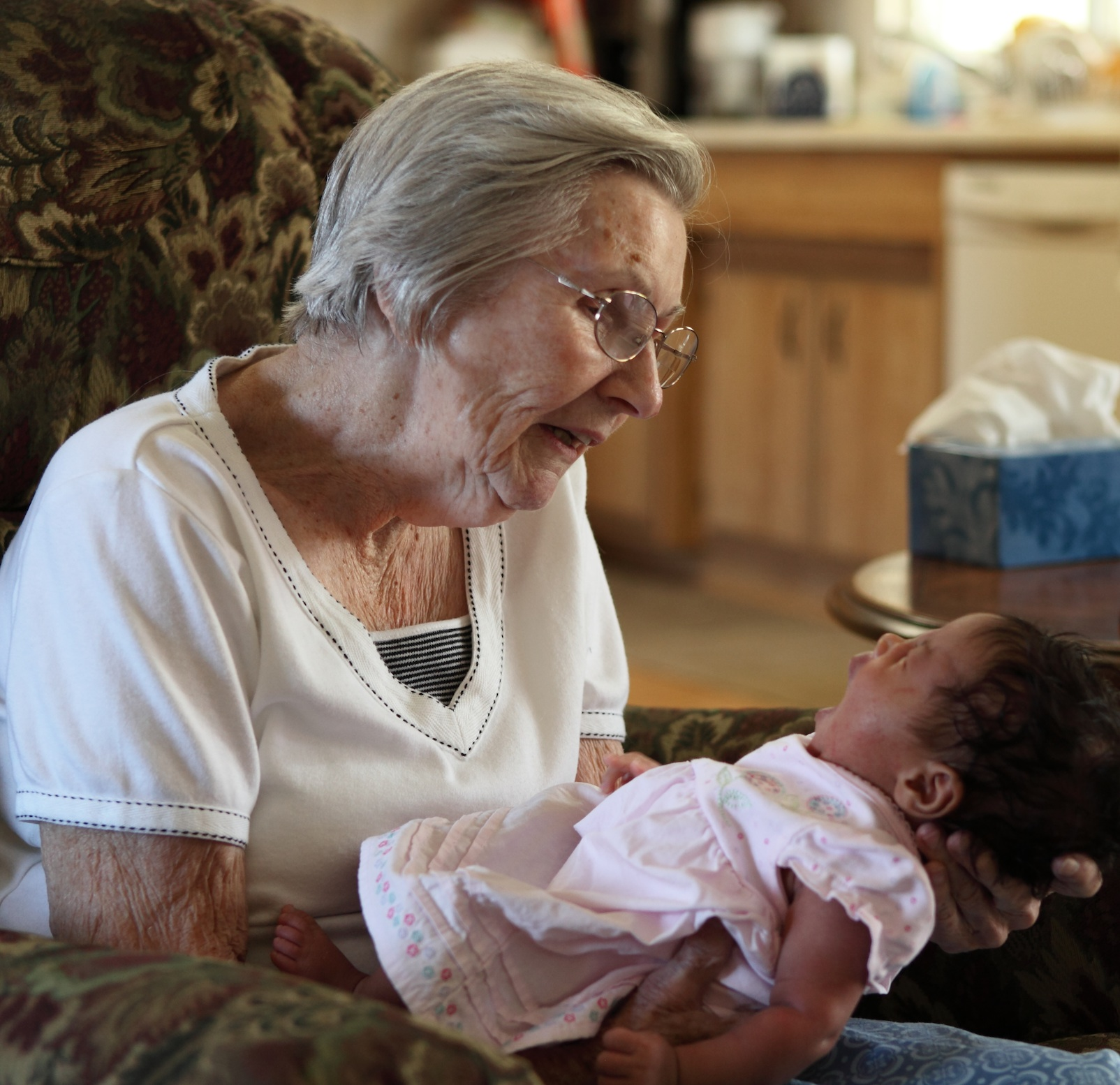 CH's Picture of the Day: Great Grandma [Day 314]