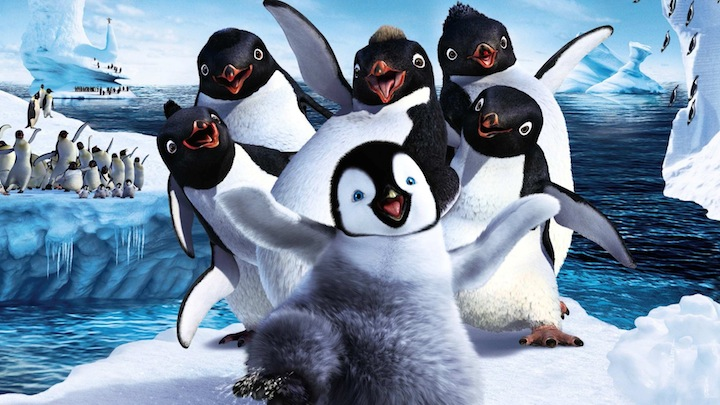 HAPPY FEET 2: No Girls(' POV) Allowed [Philosophical Monday]