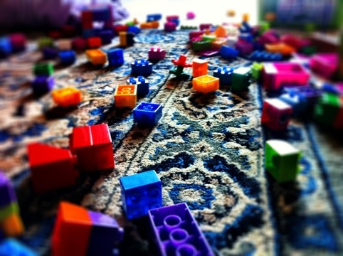 CH's Picture of the Day: Blocks [Day 363]