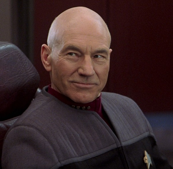 "Captain Picard, Data, and Geordi LaForge Do ""Single Ladies"" – Procrastinate on This [BEST OF FaN]"