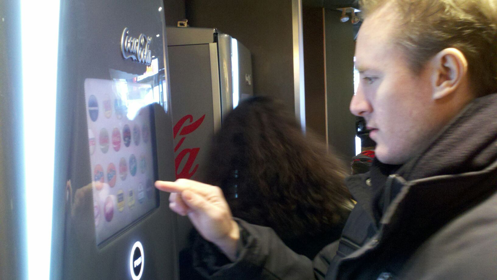 coca cola machine troubleshooting
