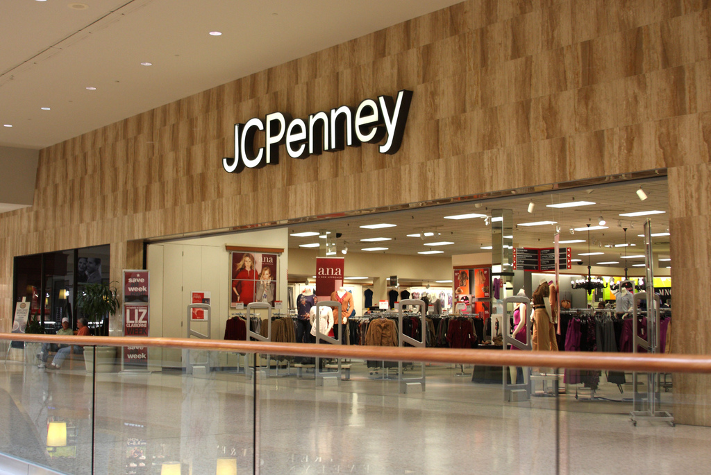 Jcpenney the american icon goes through a big change for Jc penneys