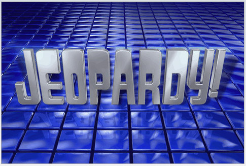 If Apple Computers Took Over the Game Show Jeopardy!  [Kicking Back with Jersey Joe]