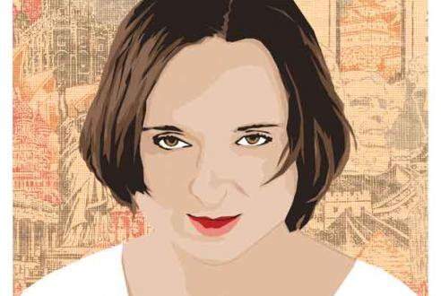 Joe Rusin Admires Sarah Vowell So Much, He Doesn't Find Her Voice Annoying (Anymore) [XXOO]