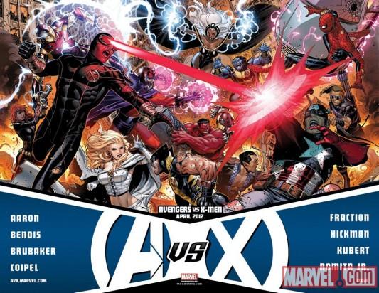 Avengers vs. X-Men [The Packrat Show]