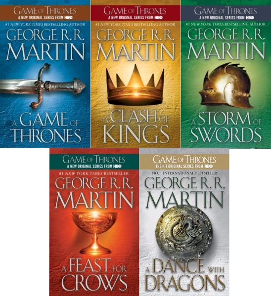 game of thrones literature Ayelet haimson lushkov: the popular book and television series is the ultimate advertisement for the appeal of history and 'old' literature.