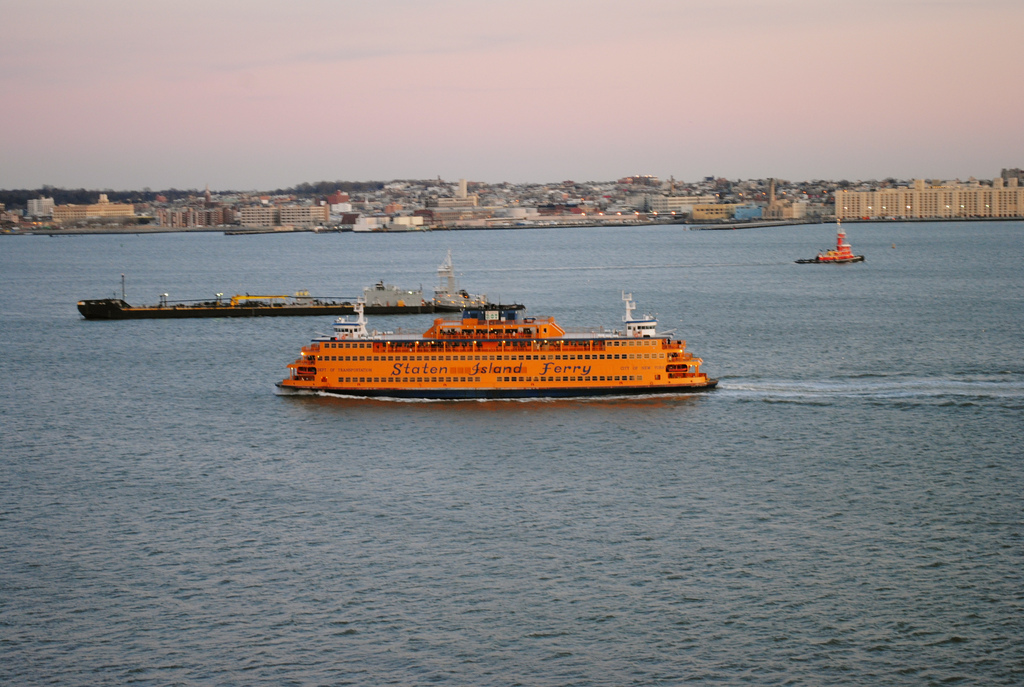 The Best Bargain in New York – The Staten Island Ferry [Kicking Back with Jersey Joe]