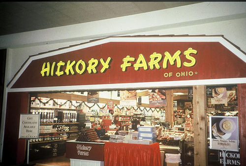Browse all Hickory Farms locations in US and Canada to find our gift baskets or gourmet food gifts. Our hand-crafted gifts feature sausage, cheese and other specialty foods.
