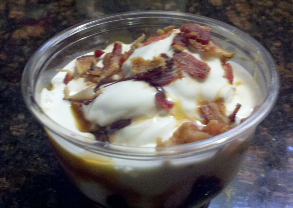 Bacon on an Ice Cream Sundae? – Burger King Says Yes!  [Kicking Back with Jersey Joe]