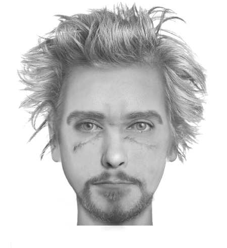 Composite Sketches of Fictional Characters – Procrastinate on This [BOOK WEEK]