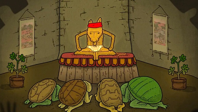 A New Take on Teenage Mutant Ninja Turtles [Procrastinate on This]