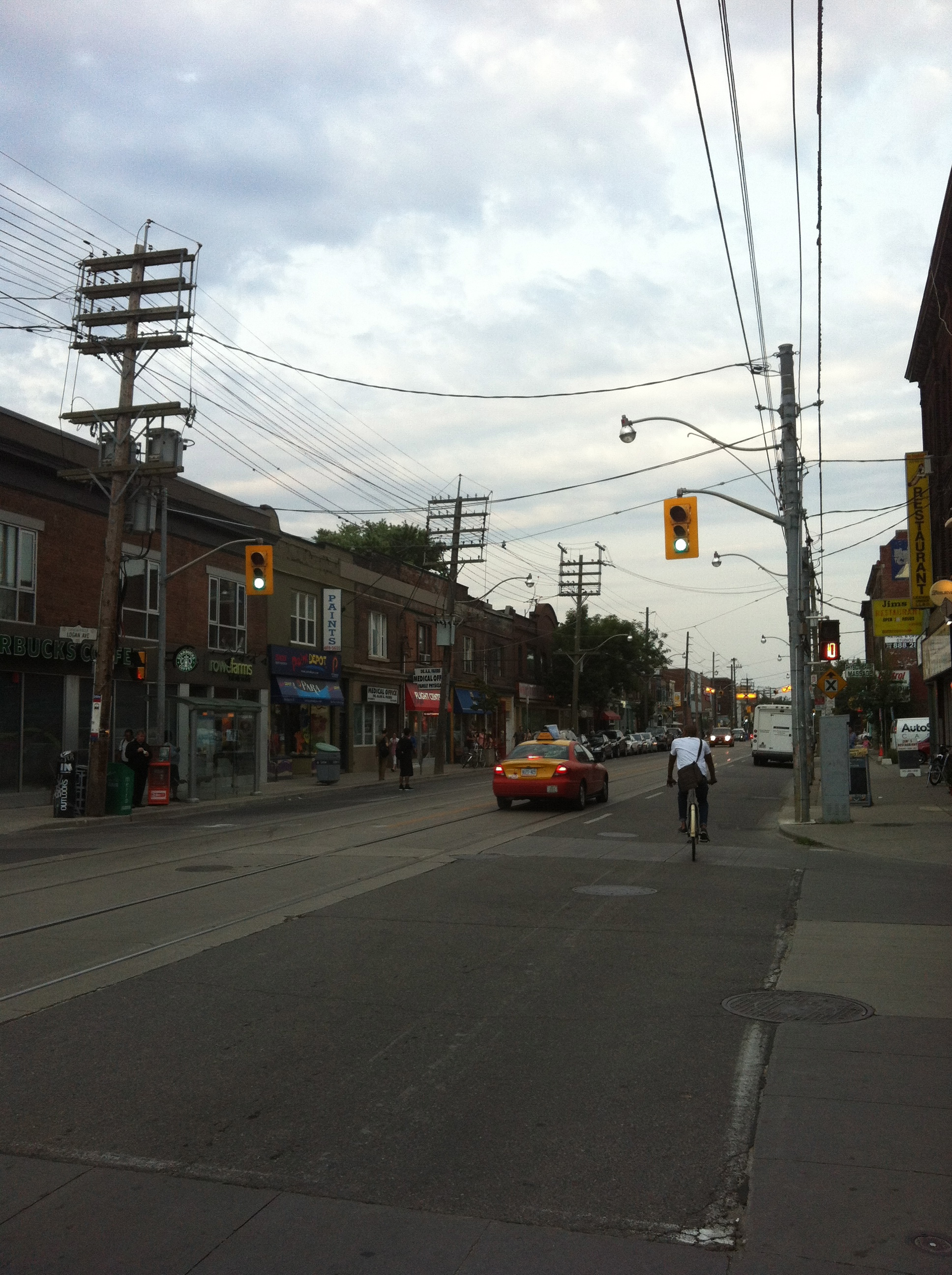 Leslieville, Toronto's Brooklyn [Gal About Town: Fashion and Travel at Your Fingertips]