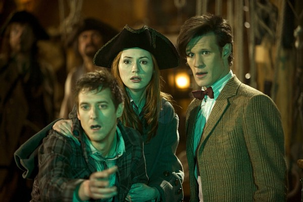 Is It Time for Dr. Who to Get a Male Companion? [Bloggin' on the ETC]