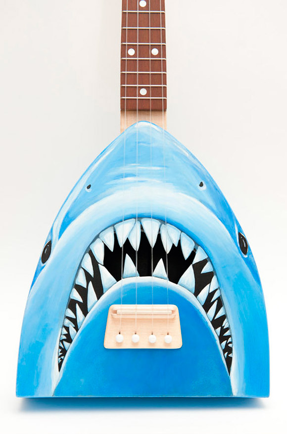 SHARK!!! [Nerdy Ish We Found on Etsy]