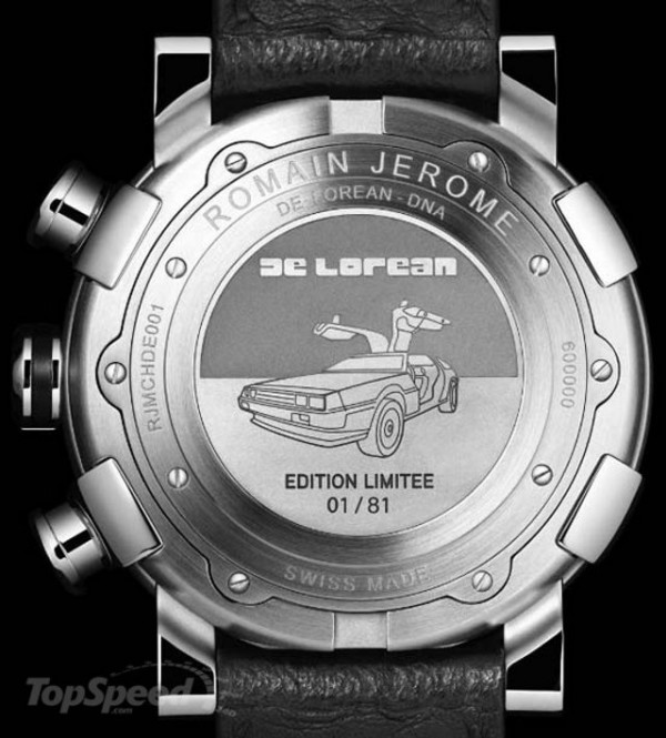DeLorean Watches, Payday Loan Sharks, and Cloned Dinosaurs Were All Spotted Procrastinating on This!