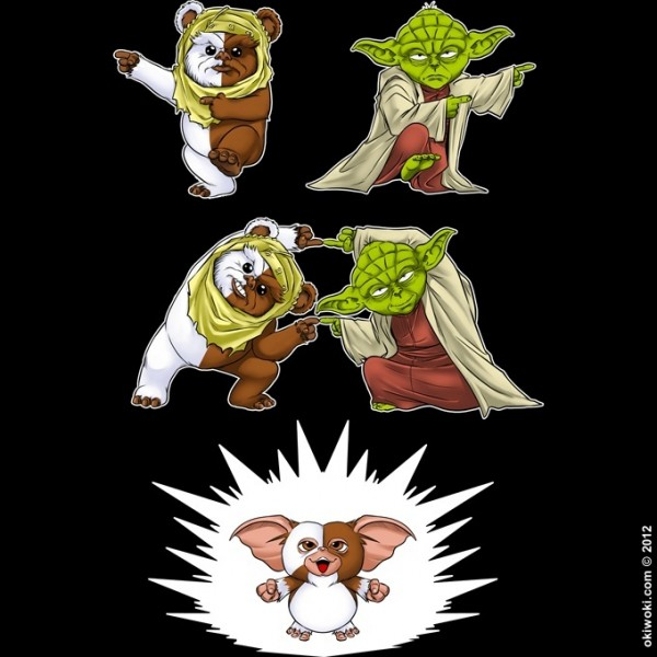 Ewok + Yoda = ??? [One More Thing Before We Go]