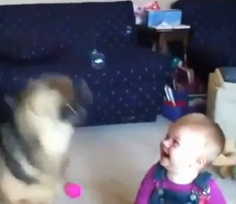 Would a Baby Laughing at Half-Speed Sound Just As Cute? [Procrastinate on This]