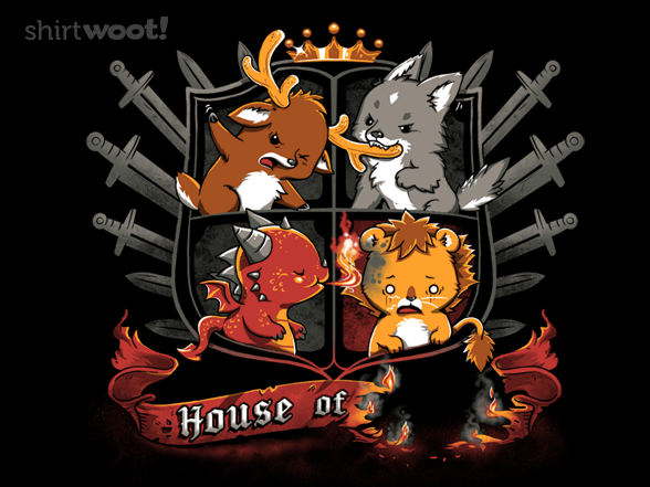 A House of Plush [One More Thing Before We Go]