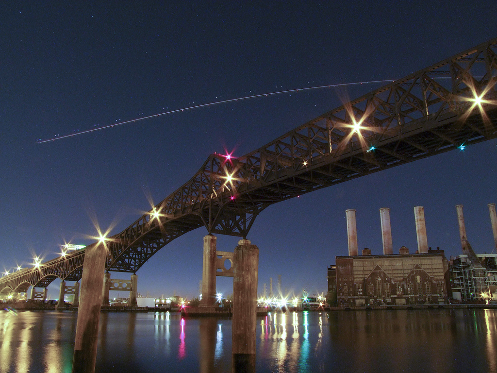 Nerves of Steel Needed -Take a Ride on the Pulaski Skyway [Kicking Back with Jersey Joe]