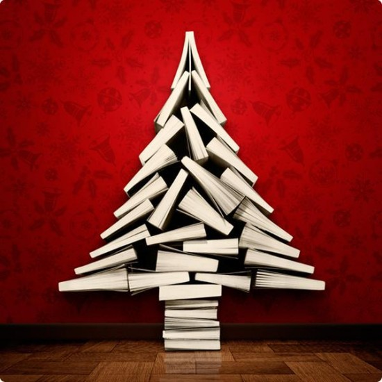 Make Your Own Book Tree This Weekend [One More Thing Before We Go]