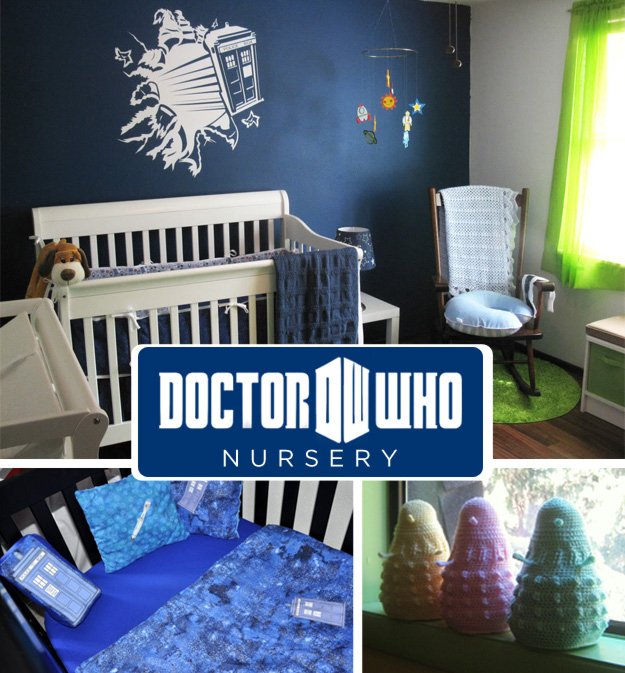 Nerdy Baby Nurseries [One More Thing Before We Go]