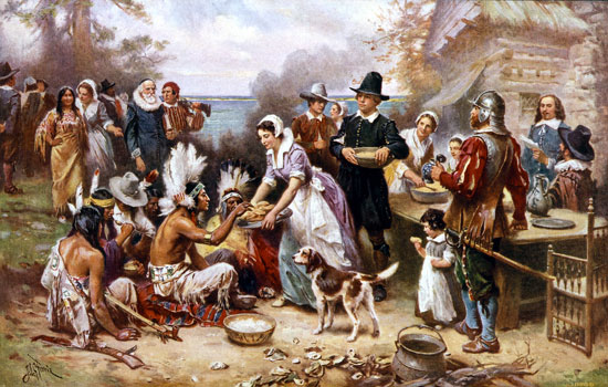 SHIFTING DEMOGRAPHICS (THANKSGIVING EDITION) [Thought Chuck]