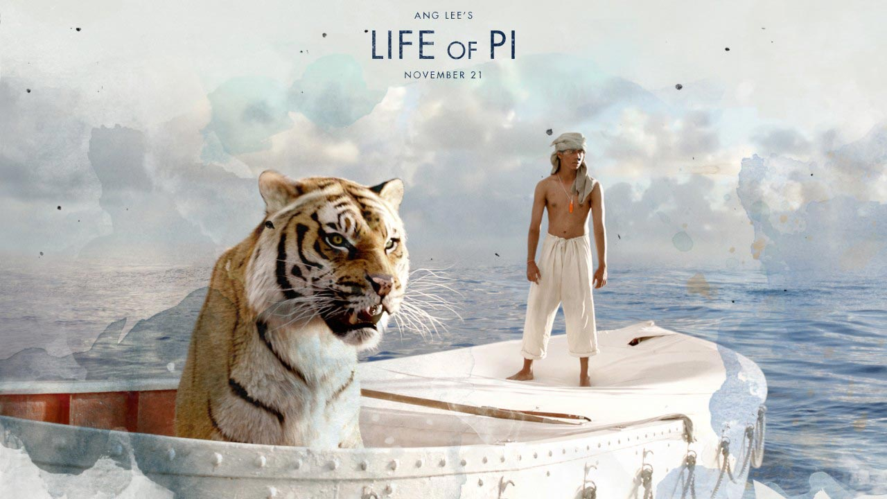 LIFE OF PI Trailer — Procrastinate on This [BOOK WEEK II]