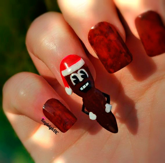 Lady Germaphobes Rejoice! [Nerdy Holidays 2012]