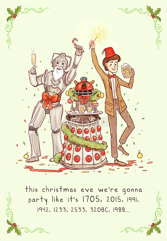 Geek Christmas.Geeky Christmas Cards One More Thing Before We Go Nerdy