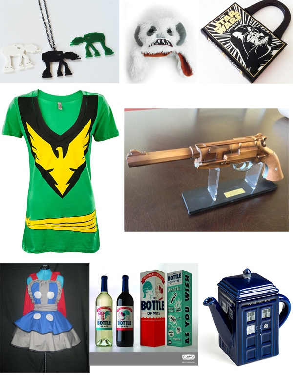 Gift Guide Round-Up [Nerdy Holidays 2012]