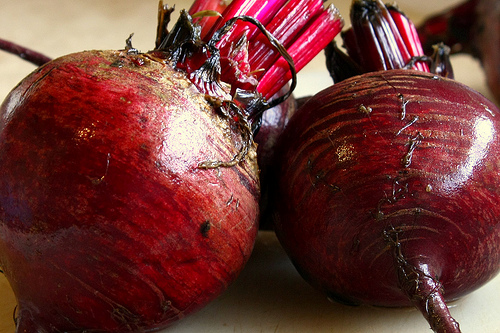 The Incredible Redness of Beets [Fierce Foodie]