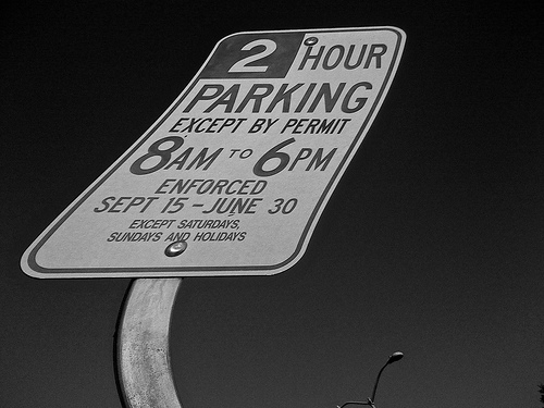 Behold, Ye Video Game Designer's Rules of Grocery Store Parking [Gamer By Design]
