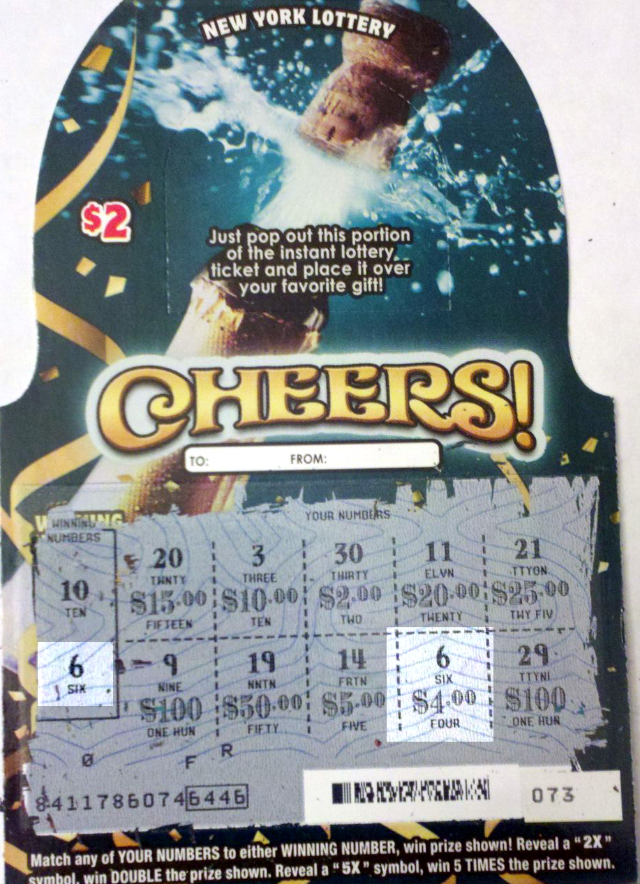 The Two State Challenge: Can You Win with Scratch Off Lottery