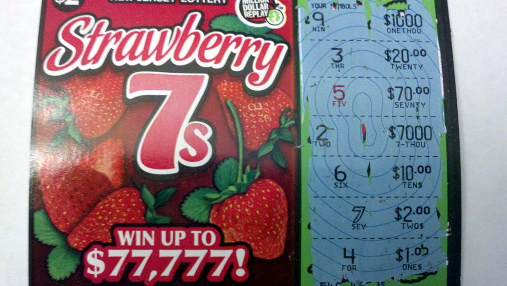The two state challenge can you win with scratch off lottery tickets