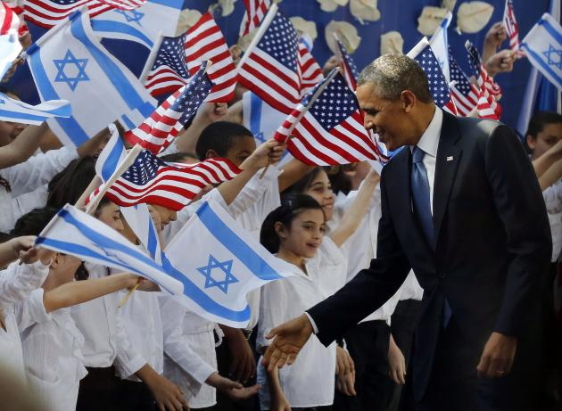 Obama's Guide to Passover. You're Welcome. [California Seething]