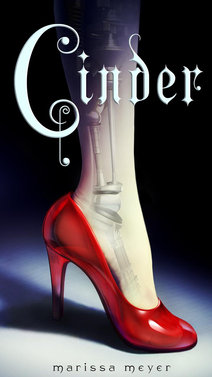 Cinderella as a Bad Ass Cyborg? Hell Yeah!! [Booky McBookNerd]
