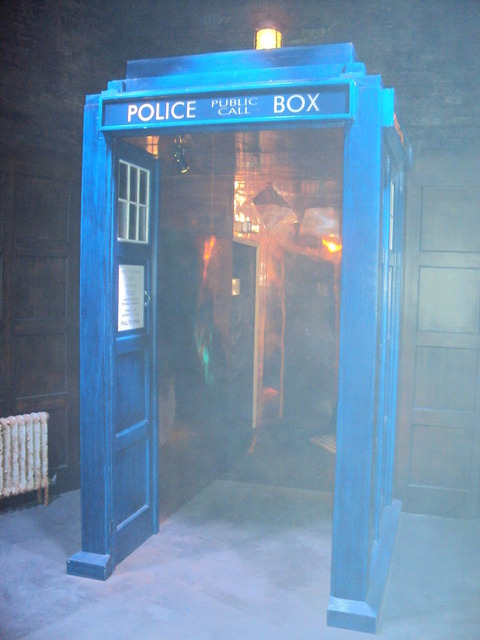 The Doctor Who Experience [Gal About Town: Fashion and Travel at Your Fingertips]