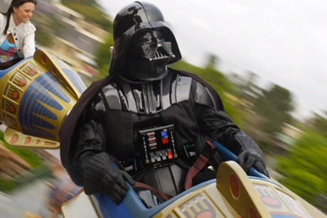 Darth Vader Makes Me Want to Go to Okinawa [Procrastinate on This!]