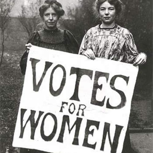 Men Are Too Emotional to Vote – One More Thing Before We Go [Fierce Women]