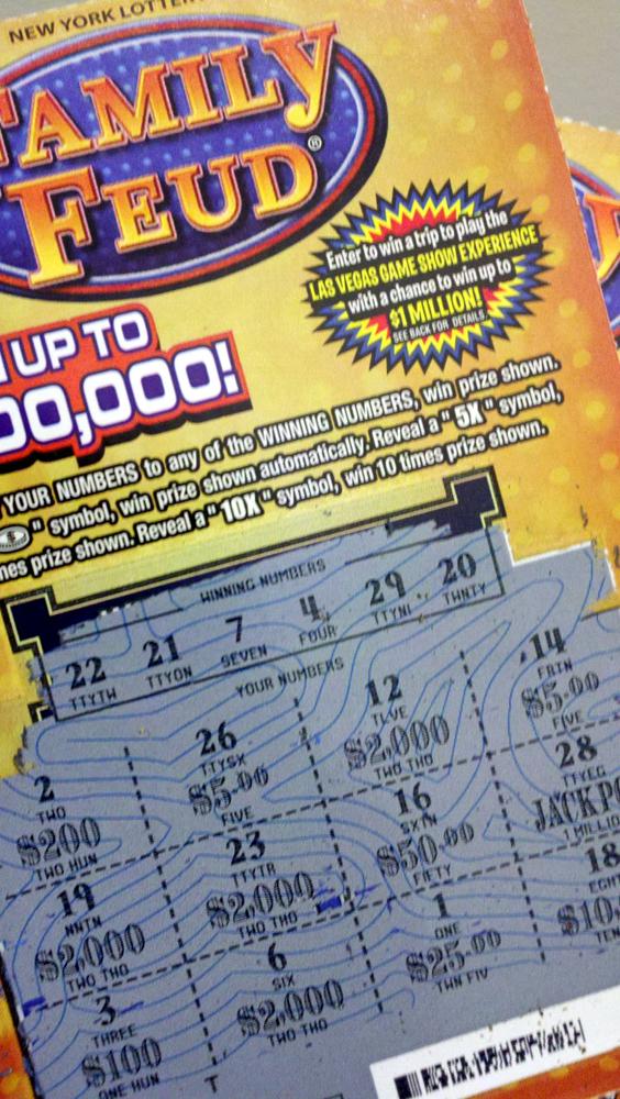 Ny lottery instant win