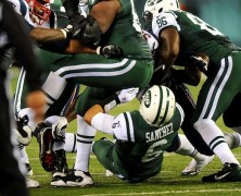 Mark Sanchez Voted To Madden 2013 Cover By Jets' Fans Hoping For Curse [Daily News Brief]